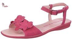 Agatha Ruiz De La Prada 132991C, Sandales fille - Rose (Fucsia), 34 EU - Chaussures agatha ruiz de la prada (*Partner-Link)