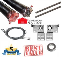 Ordinaire Not Only Does Garage Door Nation Help You Save Money By Offering Bundles As  Well As