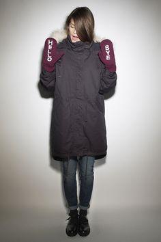 jacket 'carlotta' - monki