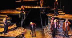 Floyd Collins. Green - Floyd Collins. Greenbrier Valley Theatre. Set design by Richard Crowell. 2012 --- #Theaterkompass #Theater #Theatre #Schauspiel #Tanztheater #Ballett #Oper #Musiktheater #Bühnenbau #Bühnenbild #Scénographie #Bühne #Stage #Set
