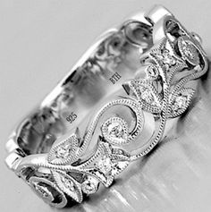 Unique Wedding Rings !