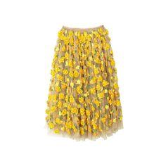 スカート ❤ liked on Polyvore featuring skirts, bottoms and michael kors