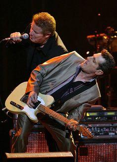 Don Henley & Glenn Frey Eagles Music, Eagles Live, Eagles Lyrics, I Love Music, Music Is Life, Great Bands, Cool Bands, Eagles Band Members, Eagles Take It Easy