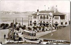 Kadıköy iskele - 1930 lar