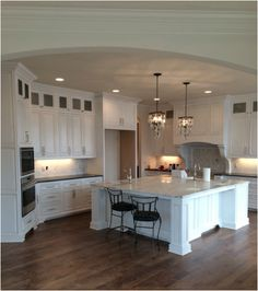 Custom Woodwork : Kitchen : Prairie WoodWorks WI