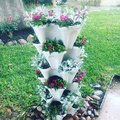 5 Tiered Vertical Gardening Planter
