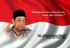 Profil dan Biografi Abdurrahman Wahid (GusDur): Presiden ke-4 RI - ProfilPedia.com