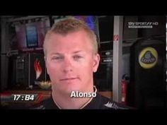 """Räikkönen: -Ecclestone? """"Funny Guy"""" -Schumacher? """"Old man"""""""