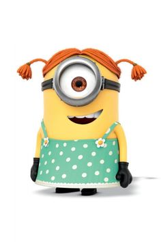 I've never seen despicable me 2 but I love all the new minions