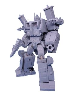 Transformers Masterpiece MP-22 Ultra Magnus prototype