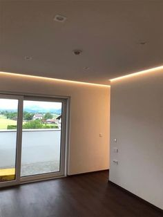 Schattenfugenprofil Standard - Lunox GmbH Saunas, Windows, Lights, Wolf, House Ideas, Design, Dropped Ceiling, Led Deck Lights, Modern Architecture