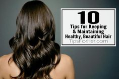 10 Tips for Keeping Your Hair Looking Healthy, & Beautiful Everyday! 10 Tips for Keeping Your Hair Looking Healthy, & Beautiful Everyday! Remedies For Glowing Skin, Brittle Hair, The Thing Is, Dog Treat Recipes, Hair Health, Beauty Hacks, Beauty Tips, Beauty Care, Diy Beauty