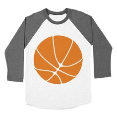 Hoop Dreams Women's Baseball Triblend T-Shirt by Grandio Design Artist Shop