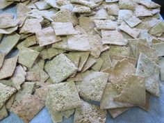 Homemade Buckwheat Crackers Recipe- Gluten Free, Vegan, Easy. Farm Sanctuary is committed to ending cruelty to farm animals and promoting compassionate vegan living through rescue, education, and advocacy efforts. Please join us. A compassionate world begins with you! http://www.farmsanctuary.org