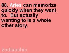 Aries: Yep, If?