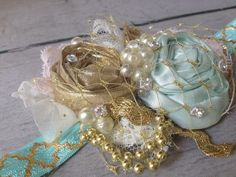 Mint Dreams by Cozette Couture by CozetteCouture on Etsy, $23.99