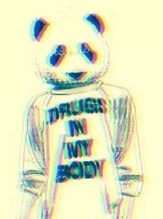 Drugs are so taboo, people are ignorant of the positive effects they can have. Of course there are negatives too, but that doesn't mean just because a substance is labelled a 'Drug' it's automatically bad. Weed is a plant. Do your research!