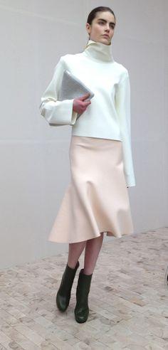 Definetely dreamin' of this skirt ... celine