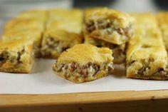Crescent Sausage Bites Recipe!