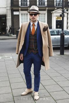Men's Street Style -