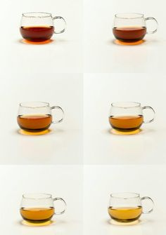 Six shades of our six blends of tea. Email us for a sample info@teastore.net.au