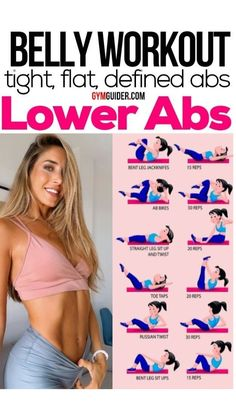 Fitness Workouts, Abs Workout Routines, Gym Workout Tips, Fitness Tips, Body Fitness, Good Ab Workout, Core Workout Challenge, Abs And Obliques Workout, Ab Routine