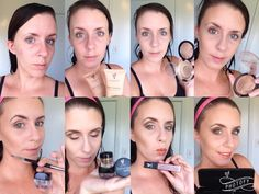Running through my makeup routine! Makeup Transformation, Makeup Routine, Younique, Drop Earrings, Running, Jewelry, Racing, Jewellery Making, Keep Running