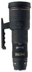 Sigma 500mm f/4.5 EX DG IF HSM APO Telephoto Lens for Nikon SLR Cameras
