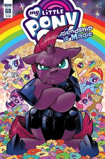 My Little Pony: Friendship is Magic #68 Cover A