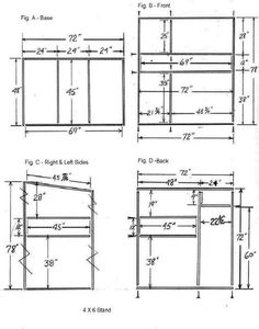 Deer Box Stand Plans | Free Outdoor Plans - DIY Shed, Wooden