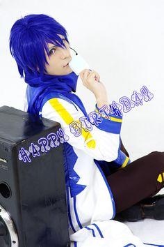 Shion Kaito- Vocaloid Cosplay
