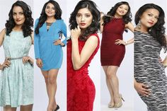 Miss Nepal 2015 Top 5 Finalists
