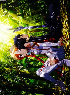 Nap TIme | Kirito & Asuna | Sword Art Online | #SAO | Anime