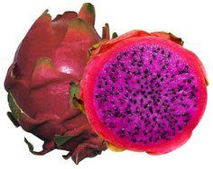 red dragon fruit (pitaya) Necessary for cordonices en petalos de rosa