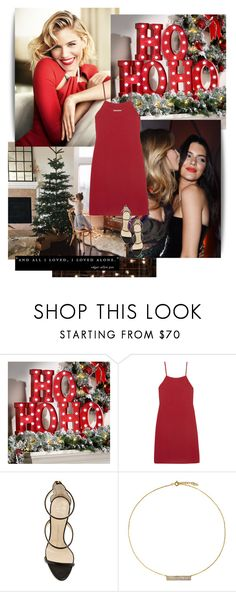 """""""Untitled #206"""" by fashionably-late ❤ liked on Polyvore featuring Improvements, Reformation, Giuseppe Zanotti and Hysteric Co."""