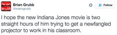 Like, a lot. | People Are Already Cracking Jokes About The New Indiana Jones Movie