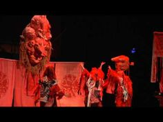 The Bread and Puppet Theater – The Birdcatcher in Hell