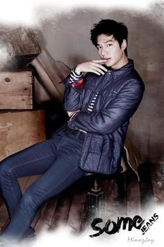 Lee Min Ho for GUESS JEANS
