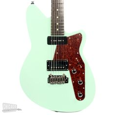 Reverend Double Agent III Oceanside Green (Limited Edition CME Exclusi | Chicago Music Exchange