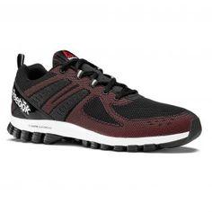 Reebok V68342 SUBLITE SUPER DUO 2.0 Siyah Erkek Yürüyüş Koşu Ayakkabısı