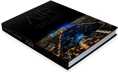 AIR is an exquisite museum-quality book of breathtaking high-altitude aerial photographs taken over 10 of the world's most iconic cities. Pulitzer Prize-winning photographer Vincent Laforet flew over New York, Chicago, Los Angeles, Las Vegas, Berlin, London, Miami, San Francisco, Barcelona, and Sydney. LaForet Air the book of aerial photography by Vincent LaForet