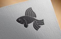 Fish logo I designed :)