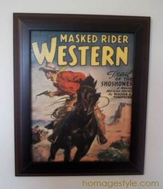 1960 cowboy children s 45 record produced by peter pan records with