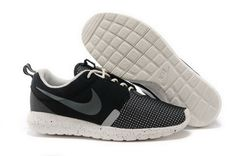 premium selection 51e93 06457 Nike ROSHE RUN NM BR 3M Mens Running Soft Breathable Black Shoes Running  Shoes Nike,