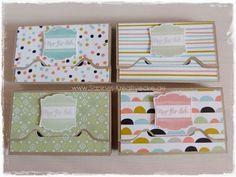 Envelope Punchboard - cute boxes