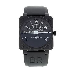 Bell & Ross Aviation BR01-92-Turncoor Stainless Steel Automatic