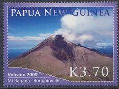 Mt. Bagana, Bougainville