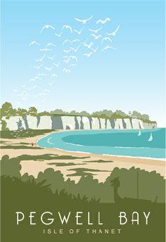 Pegwell Bay, Ramsgate, Thanet