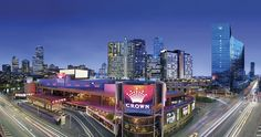 Crown Melbourne is the entertainment hub of Melbourne. Featuring Australia's largest casino, three hotels, restaurants and an array of entertainment options, Crown Melbourne is your one stop shop for accommodation, entertainment and dining.