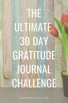 Take this simple 30-day gratitude journaling challenge to count your blessings and celebrate your life! 30 days of inspiring gratitude journal prompts to get you started on the path to happiness and harmony. #gratitudechallenge #gratitudejournal #gratefulheart Gratitude Jar, Gratitude Journal Prompts, Attitude Of Gratitude, Gratitude Changes Everything, Journal Challenge, Grateful Heart, 30 Day, Just Do It, Self Improvement